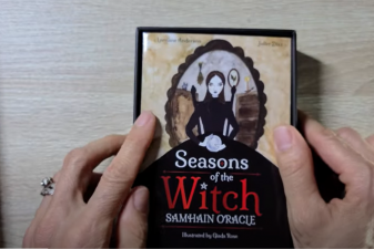 Soul Connections receives Seasons of the Witch: Samhain!