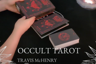Occult Tarot Review in Espanol