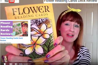 Flower Reading Cards reviewed
