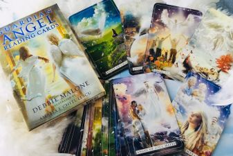 Guardian Angel Reading cards - Spanish review