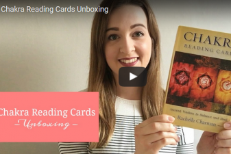 Charkra Reading Cards Unearthing