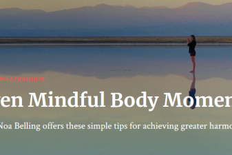 Seven Mindful Body Moments