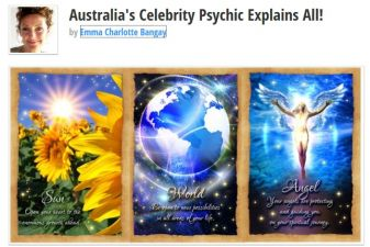 Australia's Celebrity Psychic Explains All!