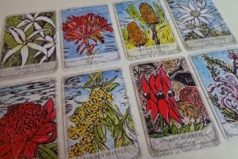 Wildflower Reading Cards reviewed: Vibrant images and powerful wisdom