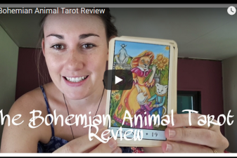 The Bohemian Animal Tarot Review