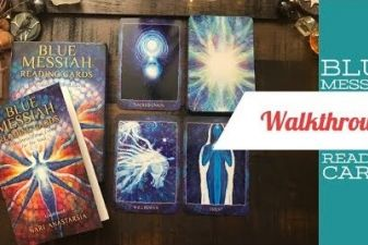 Blue Messiah Reading Cards Walkthrough