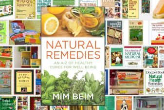 Book Review - Natural Remdies -an A-Z of cures for health and wellbeing