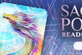DECOUVERTE DU SACRED POWER READING CARDS