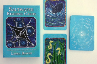 Saltwater Reading Cards review
