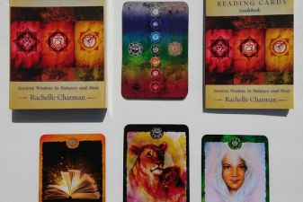 Oracle Deck Review: Chakra Reading Cards