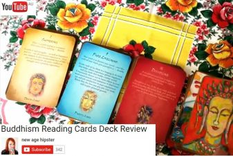Buddhism Reading Card
