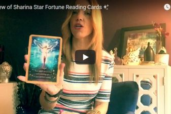 Sharina Star Fortune Reading Cards Review