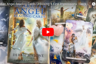 Unboxing + First Impression of Guardian Angel Reading cards