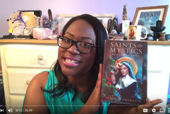 Saints and Mystics Reading Cards Unboxing + First Impressions | Deck Reviews