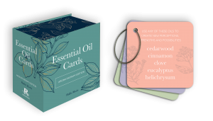 Essential Oil Cards - Aromatherapy Edition