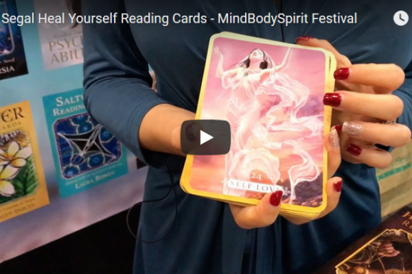 Walk through of The Heal Yourself Cards