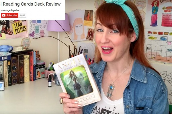 Angel Reading Cards Reviewed