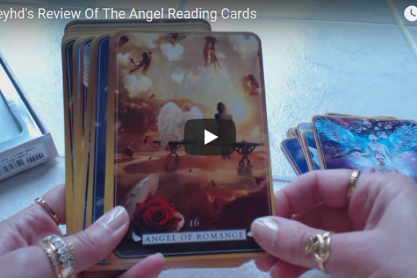 Angel Reading Card Review - US Edition