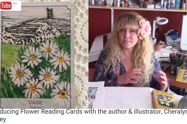 Introducing the Flower Reading Cards