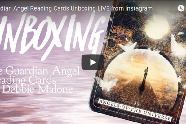 Guardian Angel Reading Cards Unboxing