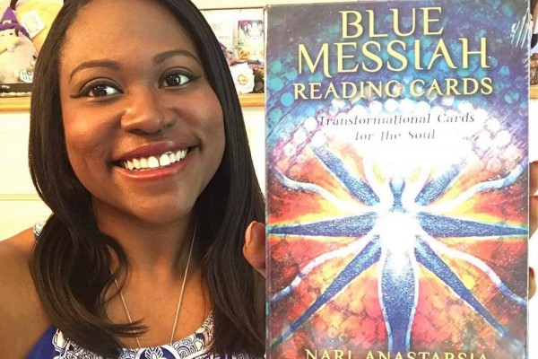 Blue Messiah Reading Cards Unboxing Review