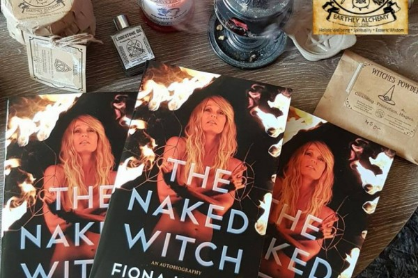 The Naked Witch book review by Earthly Alchemy
