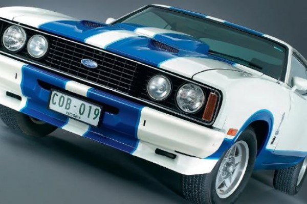 Ford - Australian Muscle Car history