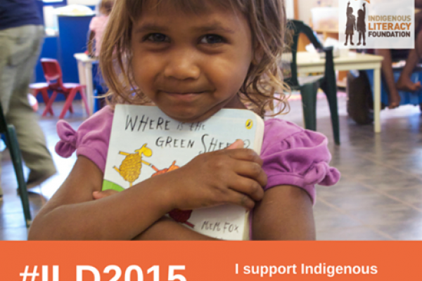 Indigenous Literacy Day 2015