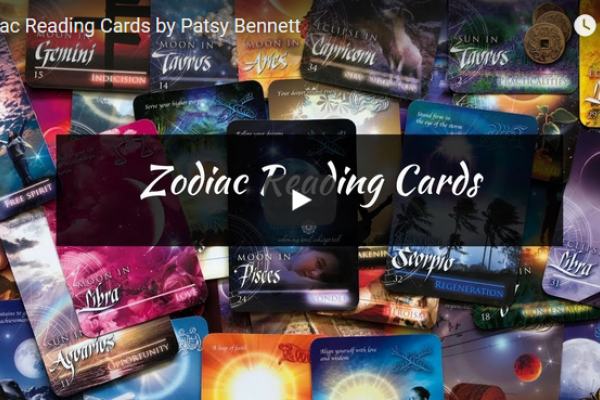 Zodiac Reading Cards Review