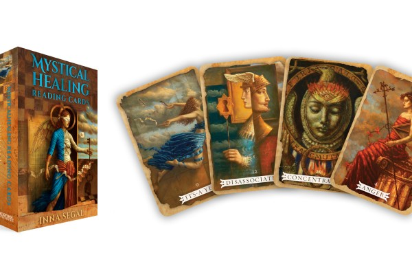 Mystical Healing Reading Cards Review by Tracey HD
