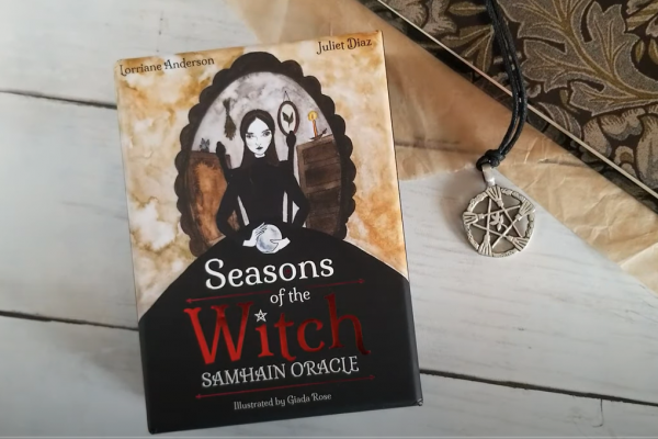 Seasons of the Witch - Walkthrough