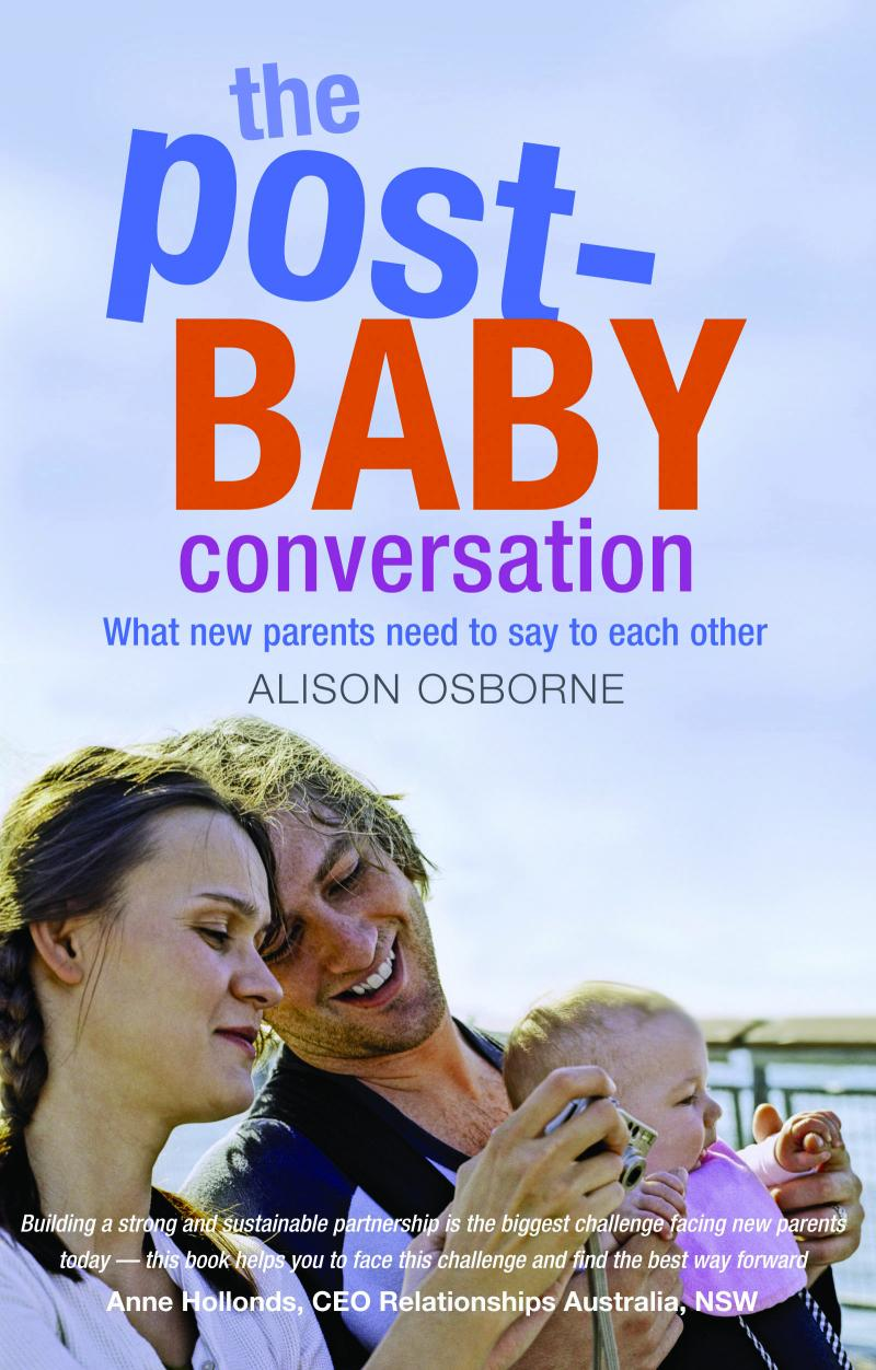 The Post-Baby Conversation