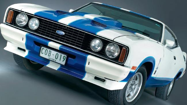 Ford Australian Muscle Car History Rockpool Publishing
