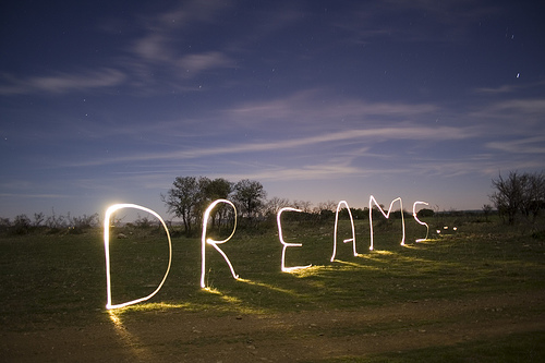 THE PURPOSE OF DREAMS