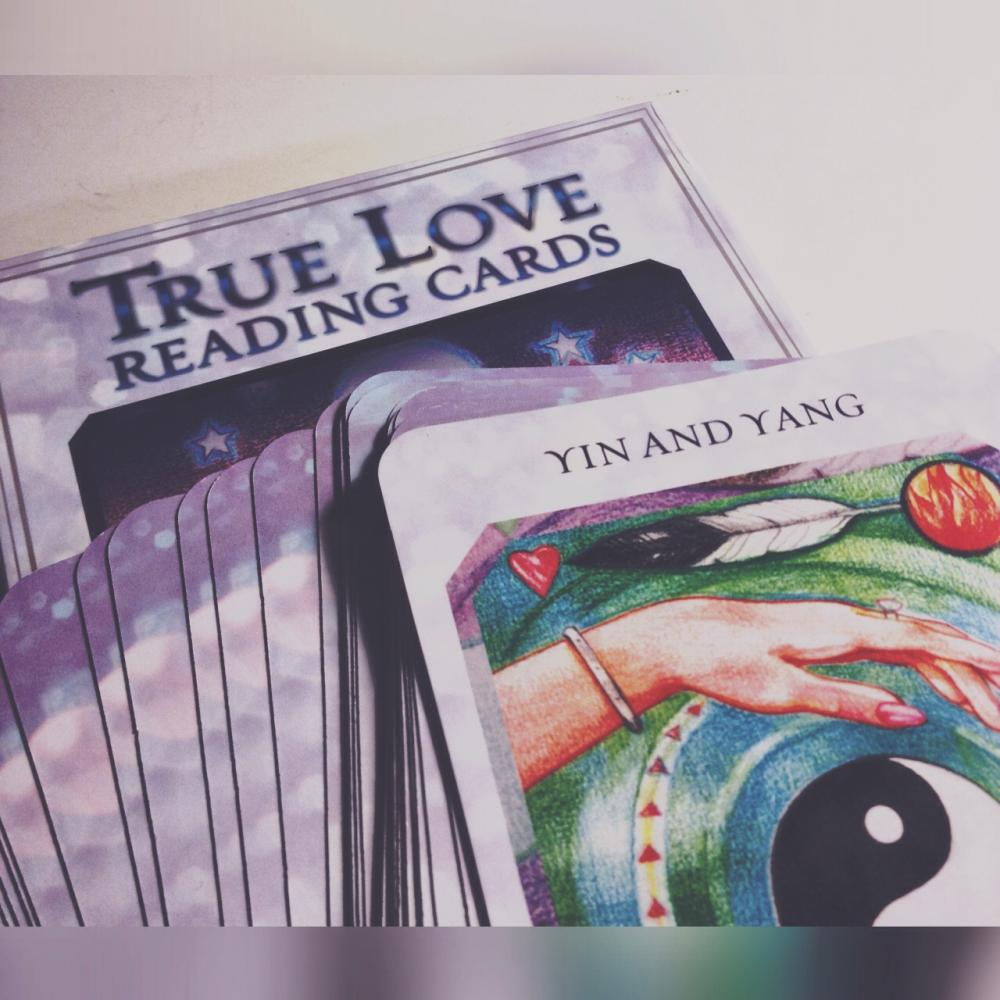 true love reading cards  review  rockpool publishing
