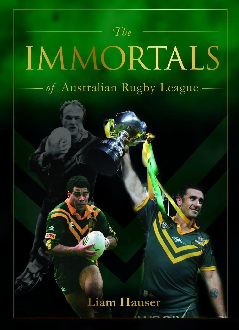 The Immortals of Australian Rugby League