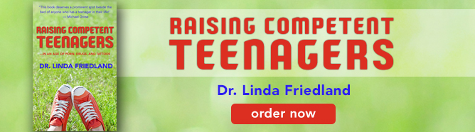 Raising Competent Teenagers order now