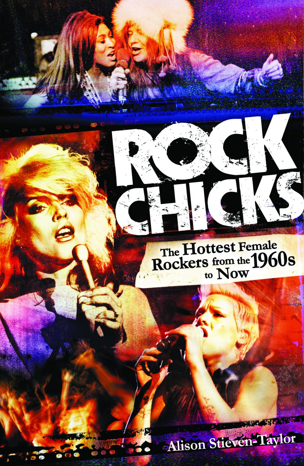 Rock Chicks - ANZ Edition