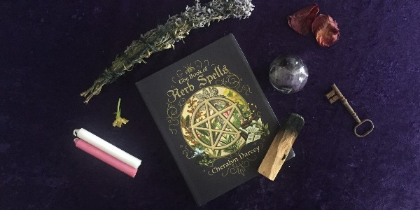 Book Review: The Book of Herb Spells